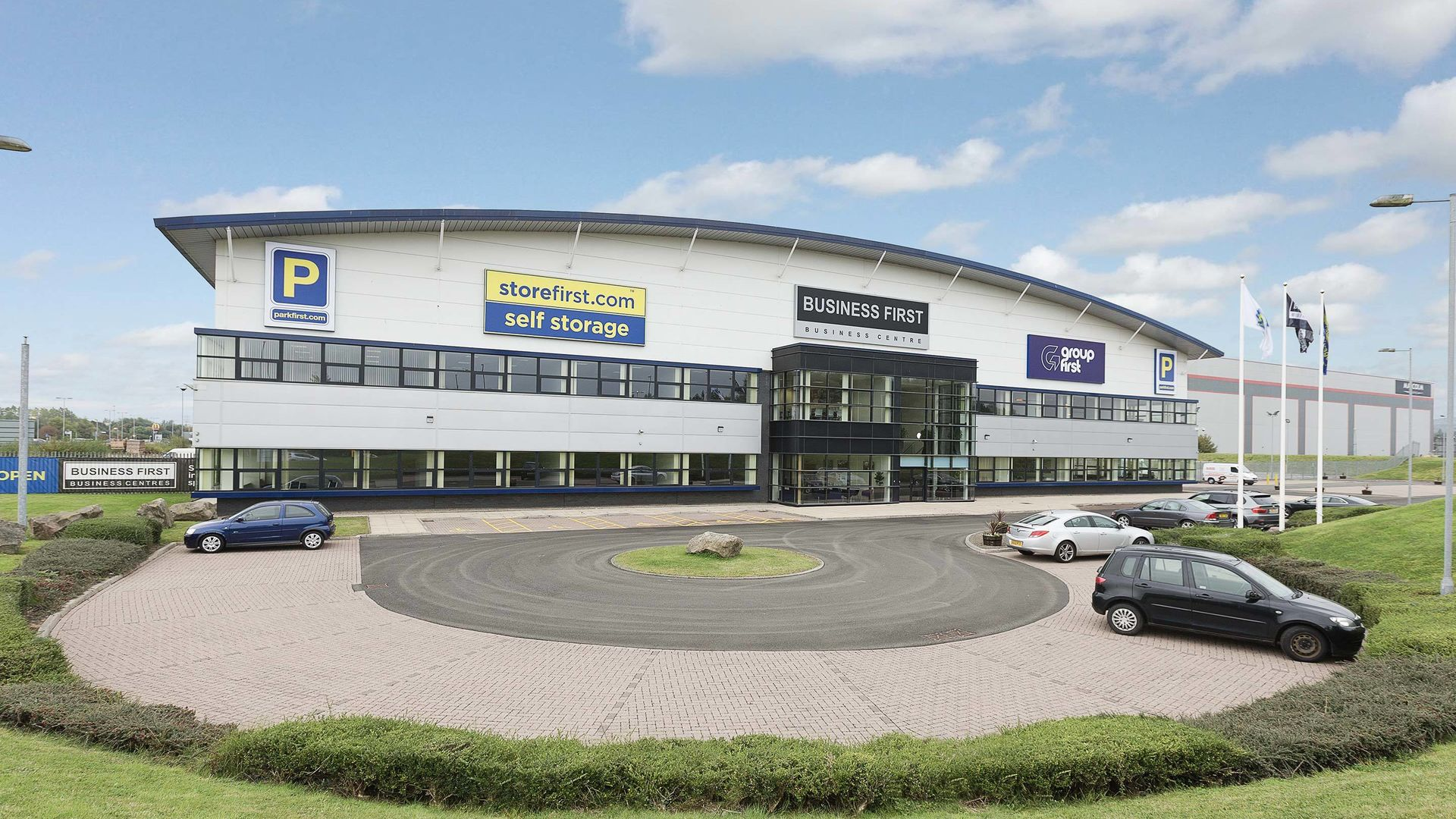 Store first self storage in glasgow weeks ½ price